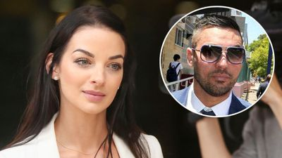 Mehajer found guilty of reporter car door assault