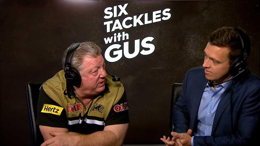 Gould talks on Hasler sacking