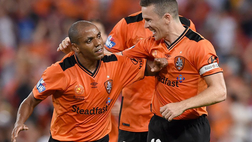 Roar too good for Melbourne City