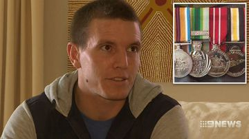 Afghanistan war veteran's 'family history now missing' after medals stolen