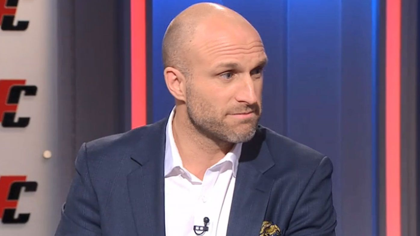 AFL legend Chris Judd hits back at former Melbourne forward David Schwarz over Demons' finals celebrations
