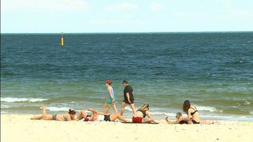 Increased skin cancer risk with unpredictable Melbourne weather