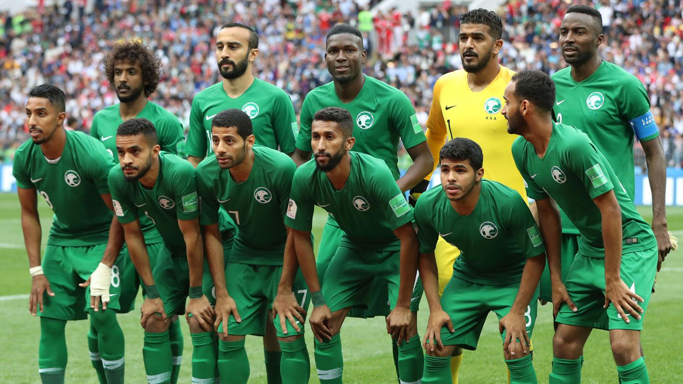 Saudi Arabia football team safe in Rostov after plane scare
