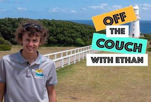 Off the Couch with Ethan
