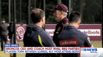 Wayne Bennett and Darius Boyd snub team barbecue event at Paul White's house