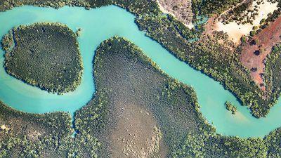 East Point, Northern Territory. (Nearmap)