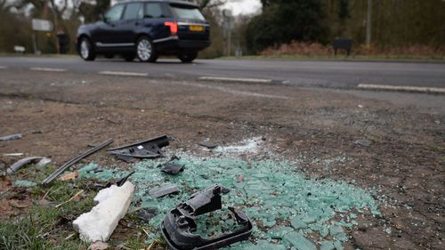 Prince Philip apologised to the woman involved in the crash.