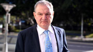 Former Ipswich mayor Paul Pasasale.