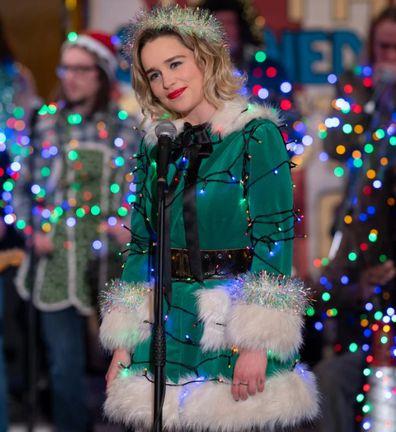 Emilia Clarke, Last Christmas, movie