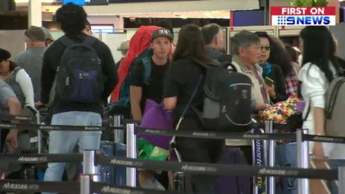 Melburnians will now have a new choice of airline when travelling direct to Bali. (9NEWS)