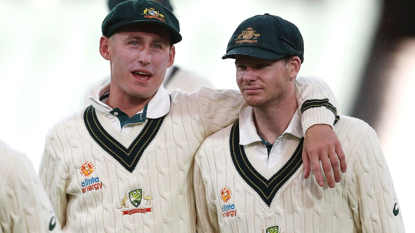 Labuschagne and Smith