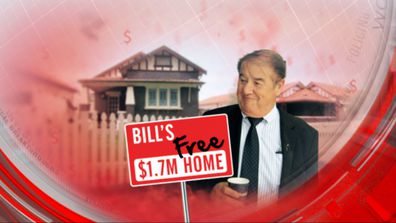 Bill's free $1.7m home