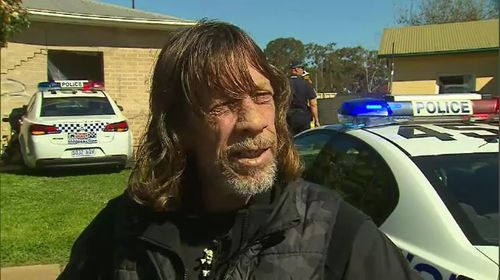 Resident Robert Ryan told 9NEWS he was in the house at the time of the crash and is now forced to find other accommodation.