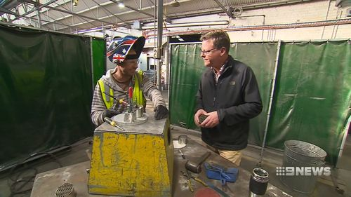 A family business that's been working for more than 70 years has closed in South Australia.