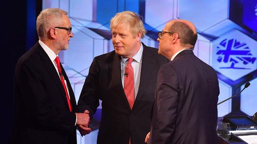 Prime Minister Boris Johnson of the Conservative Party and Labour Party leader Jeremy Corbyn faced off in the final televised debate ahead of the country's December 12th general election.