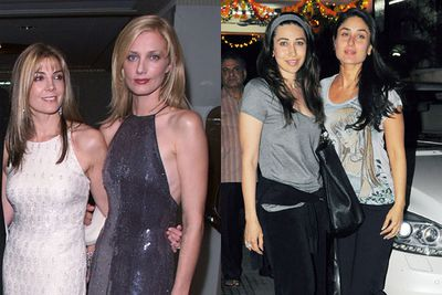 Hollywood's first family is arguably the Richardsons, with sisters Joely and the late Natasha following their mother Vanessa Redgrave and aunt Lynne Redgrave into the limelight. Bollywood has various ruling dynasties, with several generations finding fame on the silver screen. One of the most illustrious is the Kapoors, with siblings Kareena, Karisma and Ranbir following in the footsteps of their grandfather, acting legend Prithviraj Kapoor.