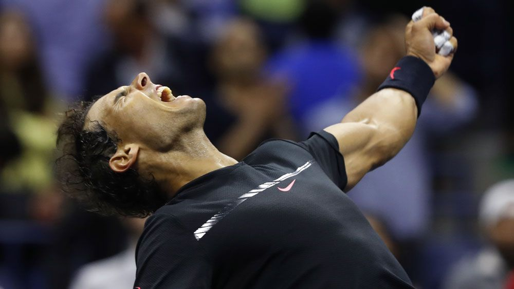 Nadal outfoxes del Potro; now for Anderson