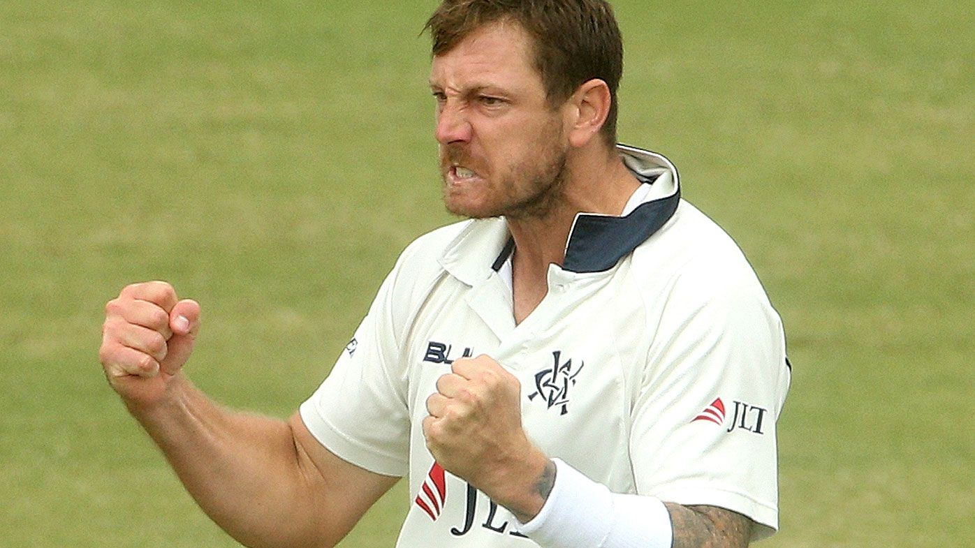 James Pattinson puts his hand up for Ashes selection after Sheffield Shield final win
