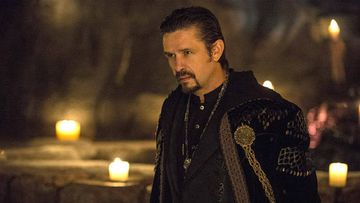 Underbelly star Matt Nable on why Arrow supervillain Ra's Al Ghul isn't so bad