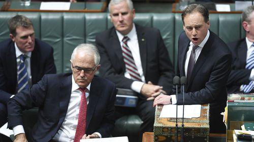 Malcolm Turnbull was ousted in a leadership spill fomented in part by Greg Hunt.