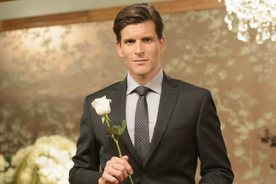 "<i>The Bachelor Australia</i> host used to be known as Andrew G, but now he prefers his Hebrew name Osher: ""Oh-sher Gins-berg"".<br/><br/>Image: Ten Network"