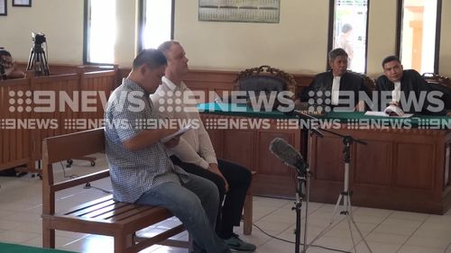A judge said Roberts had contradicted the Indonesian government's program to eradicate narcotics and illegal drugs. (9NEWS)