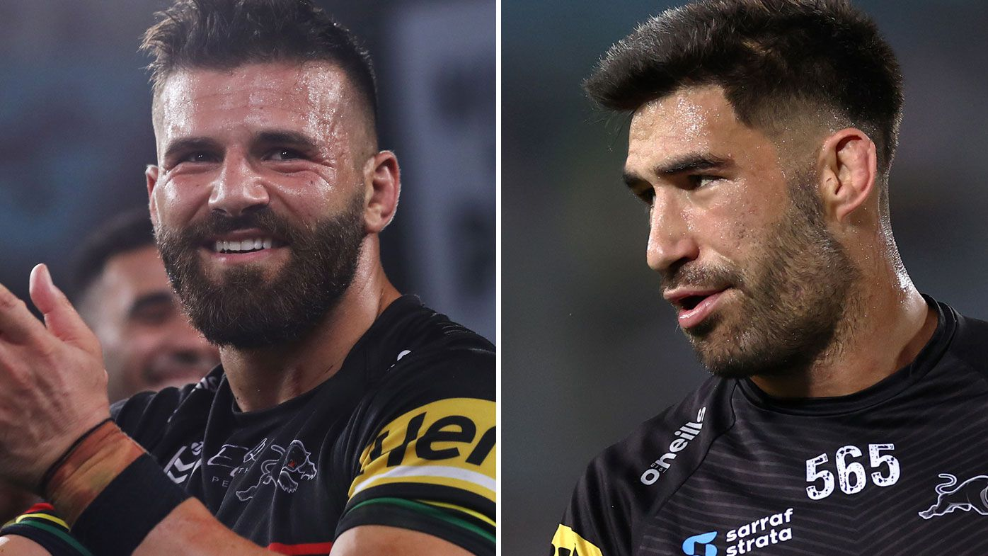 EXCLUSIVE: James Tamou's heartwarming ploy to lure bromance buddy Josh Mansour to Tigers