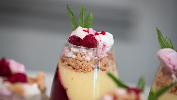 Ultimate easy trifle upgrade for Christmas