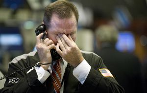 TODAY IN HISTORY: Massive stockmarket crash key moment in GFC