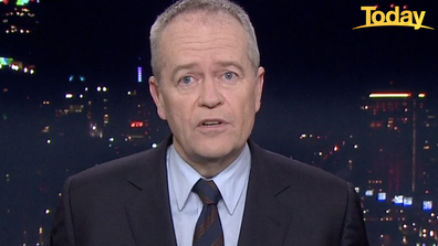 Bill Shorten launched a blistering attack on the Federal Government's vaccine rollout.