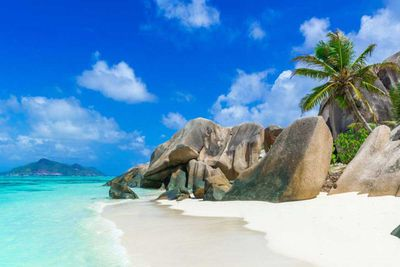 8. Anse Source d'Argent in the Seychelles, East Africa