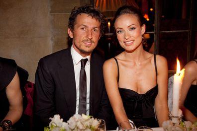 Tao Ruspoli e sua esposa Olivia Wilde participam do 5º Jantar Anual Hollywood Glamour da Dior Beauty realizado no Chateau Marmont em 4 de março de 2010 em West Hollywood, Califórnia.