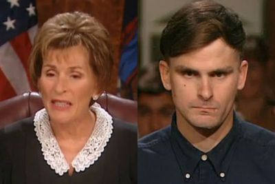 """<b>Judge Judy Perfect Put-down:</b> """"On your <i>best</i> day, you are not as smart as I am on my <i>worst</i> day."""""""