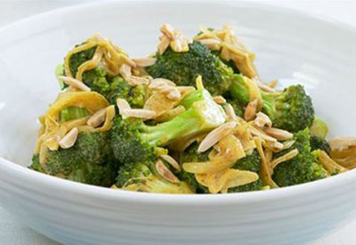 Reduce risk of breast cancer: BROCCOLI