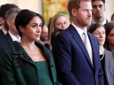 Meghan Harry to move to africa