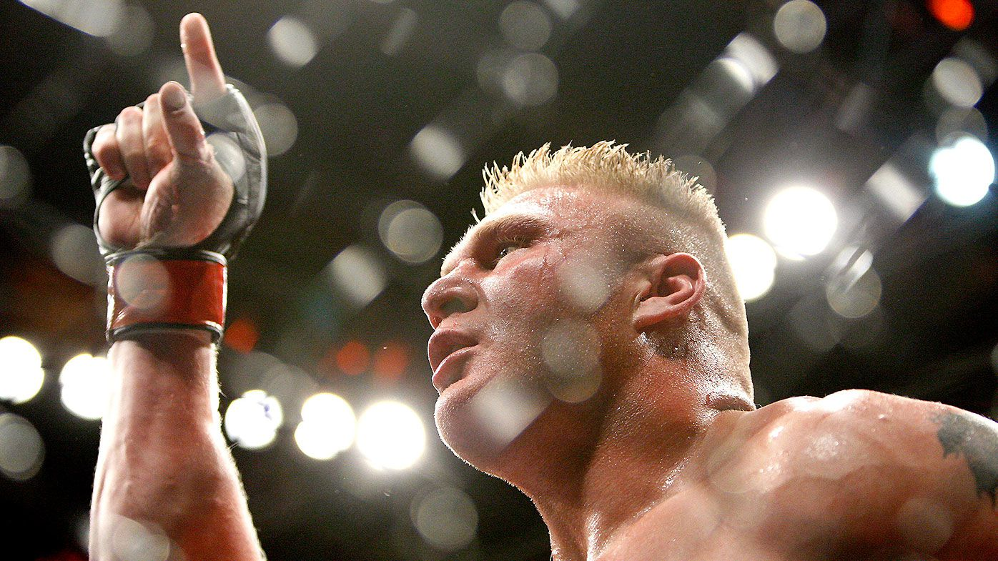 Brock Lesnar's UFC retirement bombshell sets up alternate heavyweight clash
