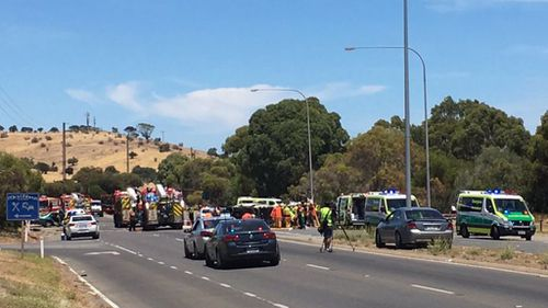 Two dead, six injured in SA smash