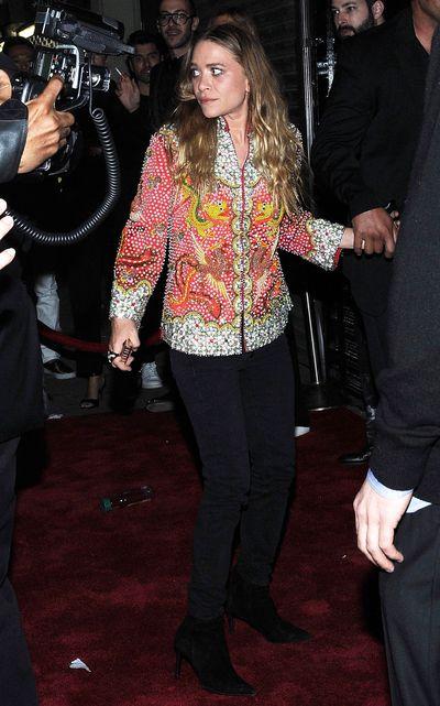 <p>Ashley Olsen</p>