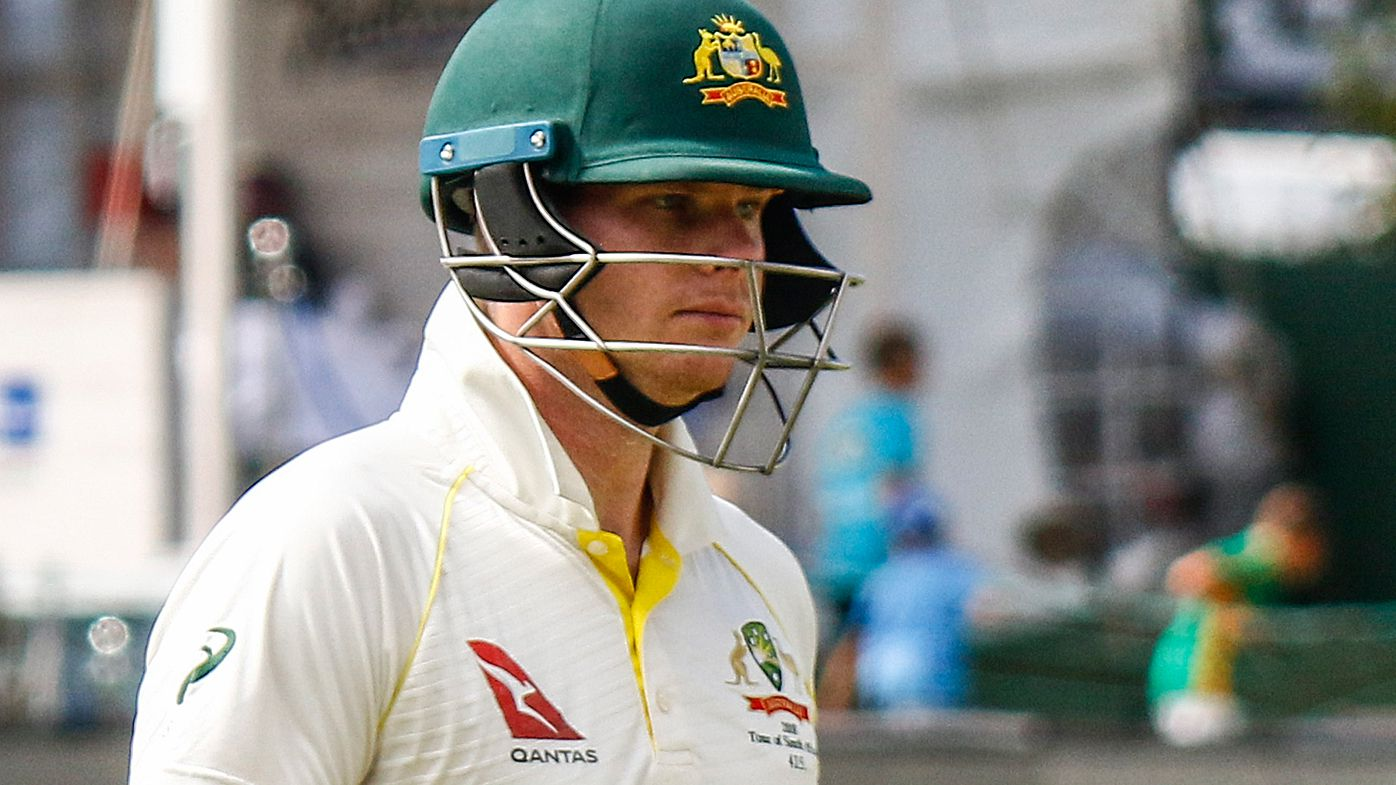 Australian captain Steve Smith logs worst ever Test series average against South Africa