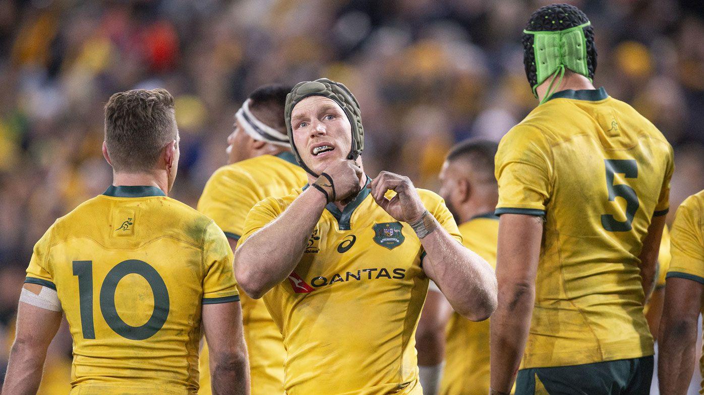 Wallabies' fitness questioned by New Zealand great Jeff Wilson