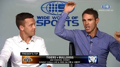 How to live stream Wests Tigers vs Canterbury Bulldogs on 9Now