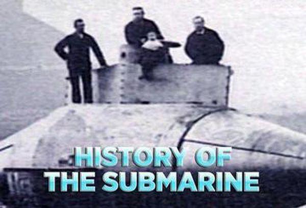 History of the Submarine