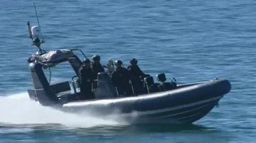 Border Force intercepting about one people smuggling boat per month