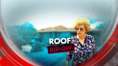 Roof rip-off