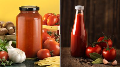 <strong>A tablespoon of tomato sauce, or a tablespoon of pasta sauce?</strong>
