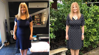 Melbourne woman shares the 'life-changing lockdown' journey that shed 13kgs in five months