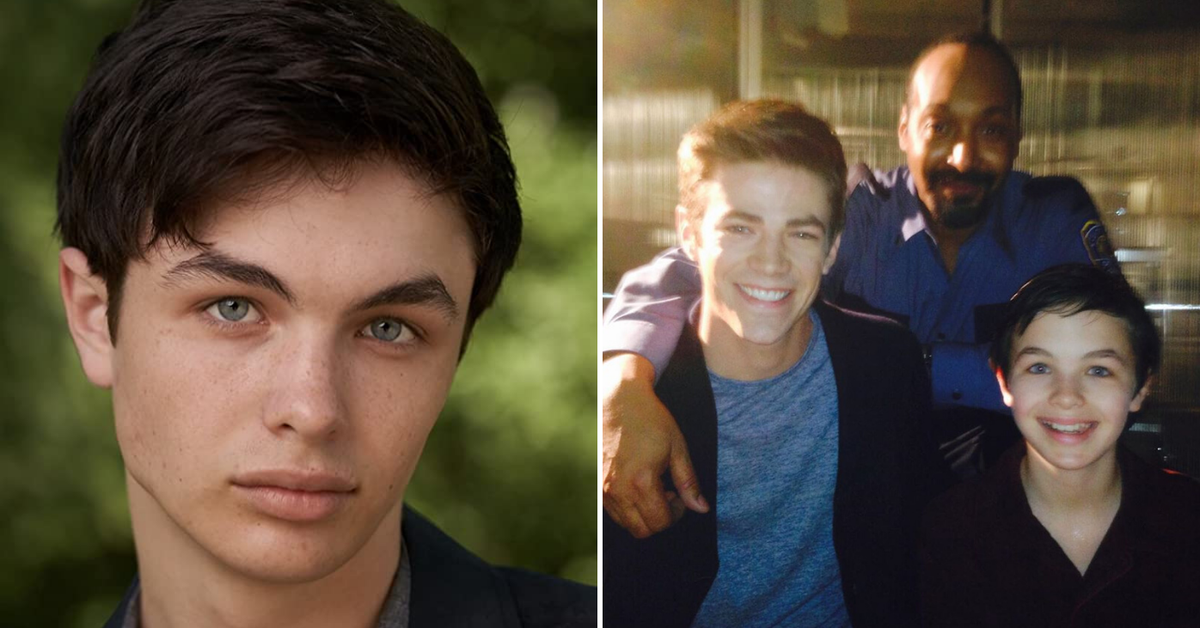 The Flash actor Logan Williams dies suddenly at 16 – 9Honey