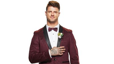 David Cannon is a Participant from Married At First Sight 2020