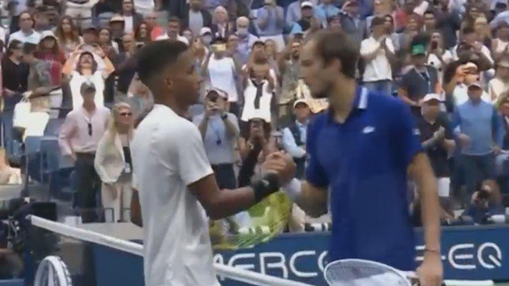 Daniil Medvedev qualifies for third Grand Slam final at US Open