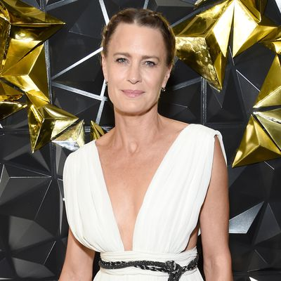 Robin Wright: Now